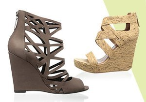 High & Mighty: Wedges
