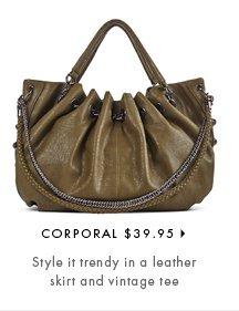 Corporal - $39.95
