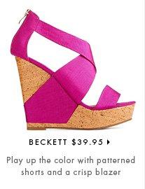 Becket - $39.95