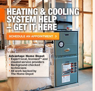 HEATING AND COOLING SYSTEM HELP - GET IT HERE.