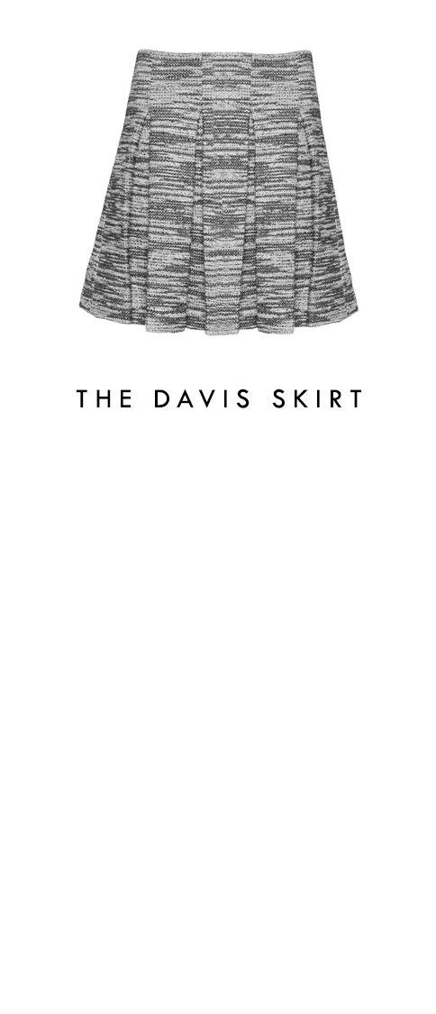 The Davis Skirt