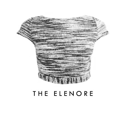The Elenore Top