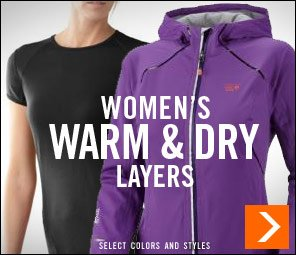 Women's Warm & Dry Layers