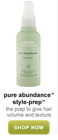 pure abundance style prep. shop now.
