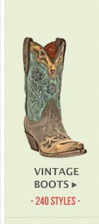 Womens Vintage Boots