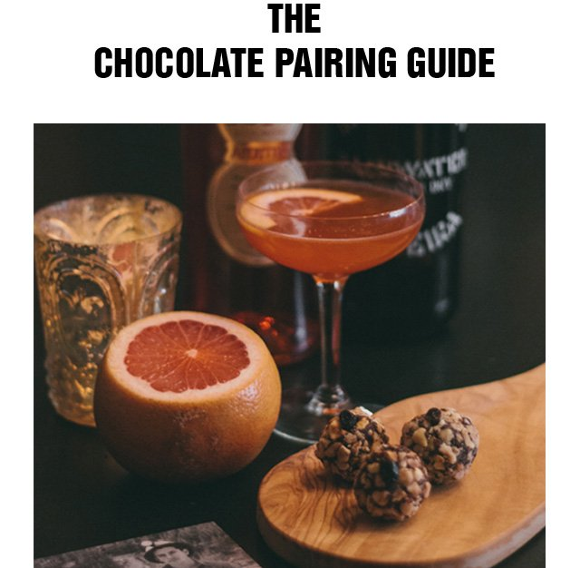 The Chocolate Pairing Guide