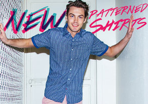 Shop NEW Wovens: Patterns, Plaids & More