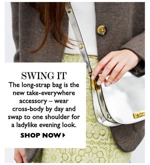 SWING IT. SHOP NOW