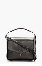 3.1 PHILLIP LIM Black Wednesday Flap Shoulder Bag for women