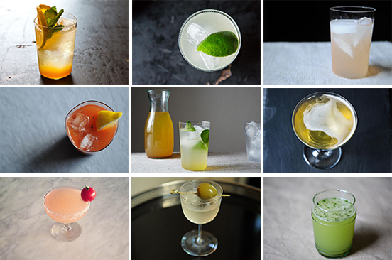 Vodka Drinks for the Winter Games