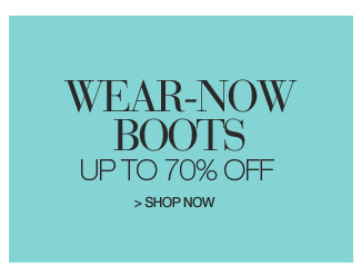 Shop Wear-Now Boots, Up to 70% Off