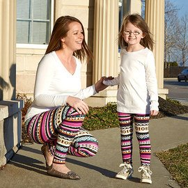 Style Times Two: Mommy & Me Leggings