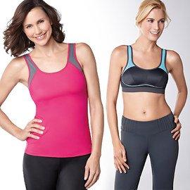 Color Blocked: Women's Activewear