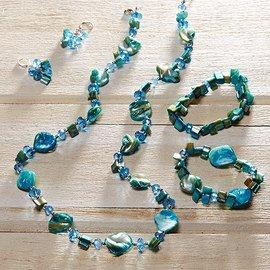 Seaside Picks: Ocean-Hued Jewelry