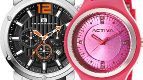 Ice Watch, Activa, Seapro and more