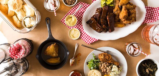Sunday Supper: Southern Delights