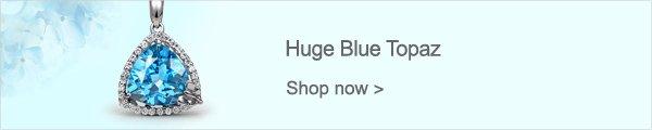 Huge Blue Topaz