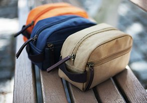 Shop Get Going: Best Bags & Toiletry Kits