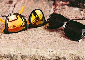Shop Sunglasses ft. Interchangeable Arms