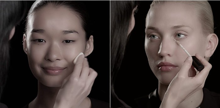 Learn how to create a radiant complexion for your skintone.