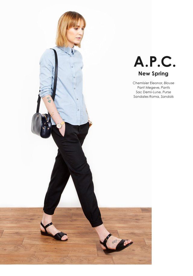 A.P.C. New Spring
