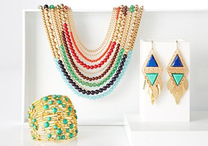 Color Crush: Amrita Singh Jewelry