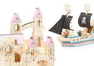 Themed Toys: Pirates & Princesses