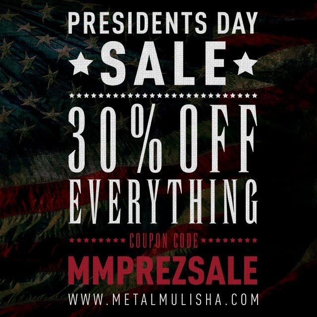 mulisha pre day sale
