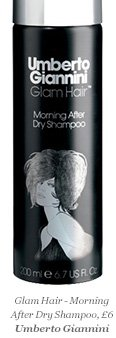 Glam Hair - Morning After Dry Shampoo, £6 Umberto Giannini