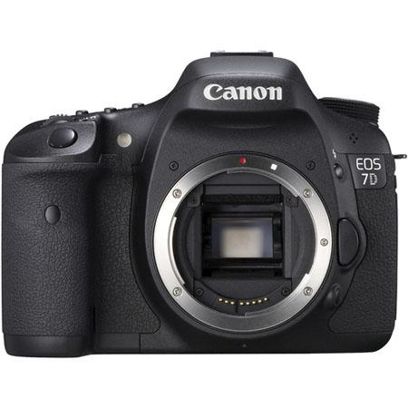 Adorama - Canon EOS-7D Digital SLR Camera Body, 18.0 Megapixel - Refurbished