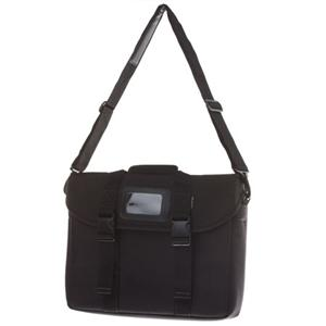 "Adorama - Flashpoint 11x14"" Deluxe Portfolio Case with Shoulder Strap, Color Black"