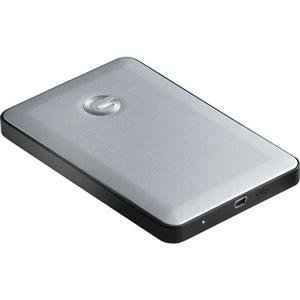 "Adorama - G-Technology 1TB G-Drive Mobile USB 2.5"" Portable Hard Drive, Upto 480MB/s Transfer Rate"