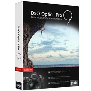 Adorama - DXO Optics Pro 8 Standard Edition Photo Enhancing Software for Macintosh & Windows - Free Upgrade to Version 9 when Released