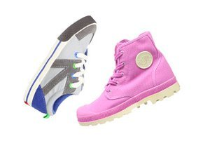 Lace Up: Kids' Sneakers
