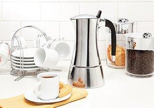 Caffeine Fix: Coffee & Tea Essentials