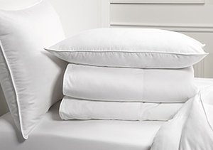Deep Down Comfort: Bedding Basics