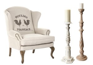 Rustic Beauty: Furniture & Décor