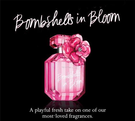 Bombshells in Bloom