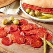 Sliced Cantimpalo Chorizo