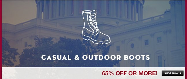 Casual and Outdoor Boots