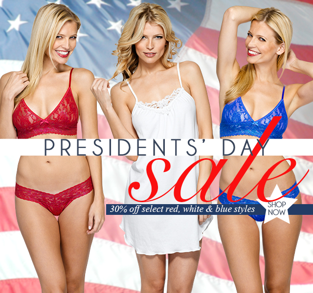 Up to 30% off President's Day Sale!