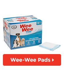 Save on Wee-Wee Pads