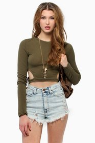 Clarabella Crop Top 28