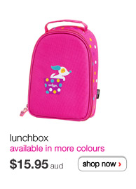 lunchbox - available in more colours - $14.95aud - shop now >