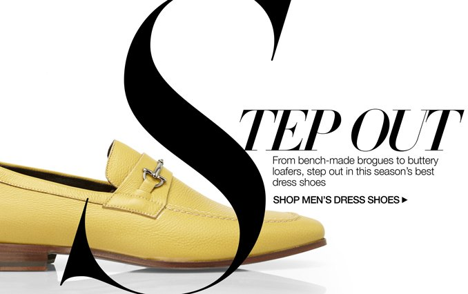 Shop Dress Shoes - Men.