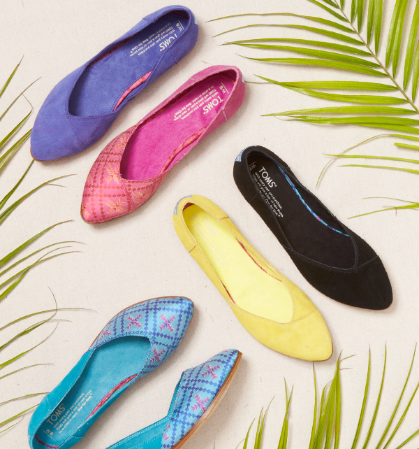 Shop New Jutti Flats