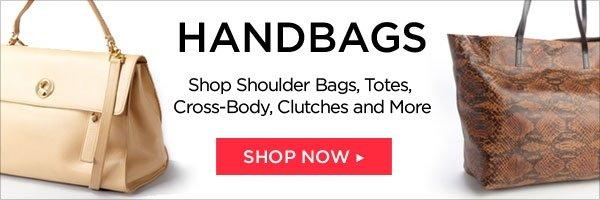 Women's Clearance Handbags