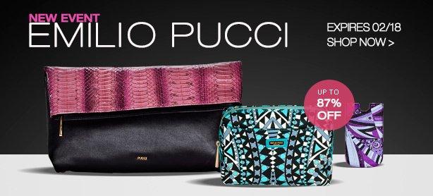 Pucci Flash Sale