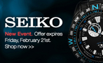 Seiko Watches Sale Link