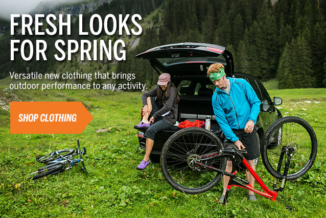 FRESH LOOKS FOR SPRING | SHOP CLOTHING